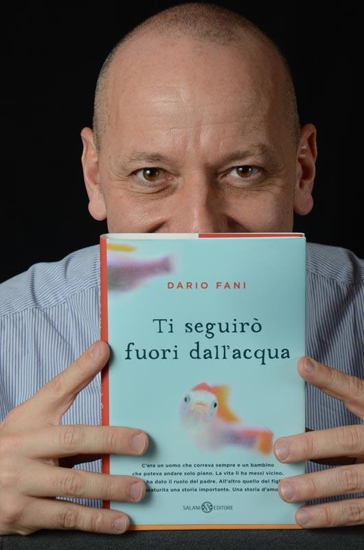 Dario Fani presenta il suo libro
