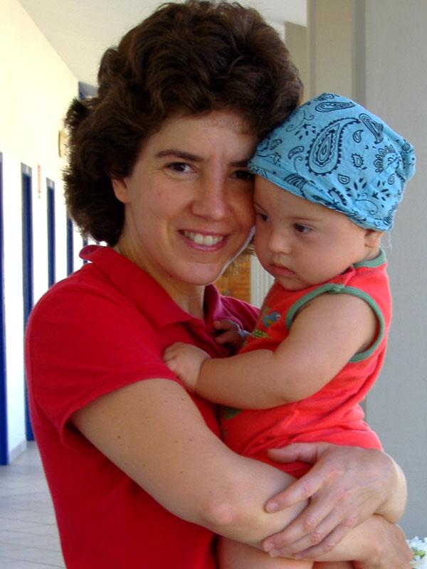 Francesco e Mamma Iole